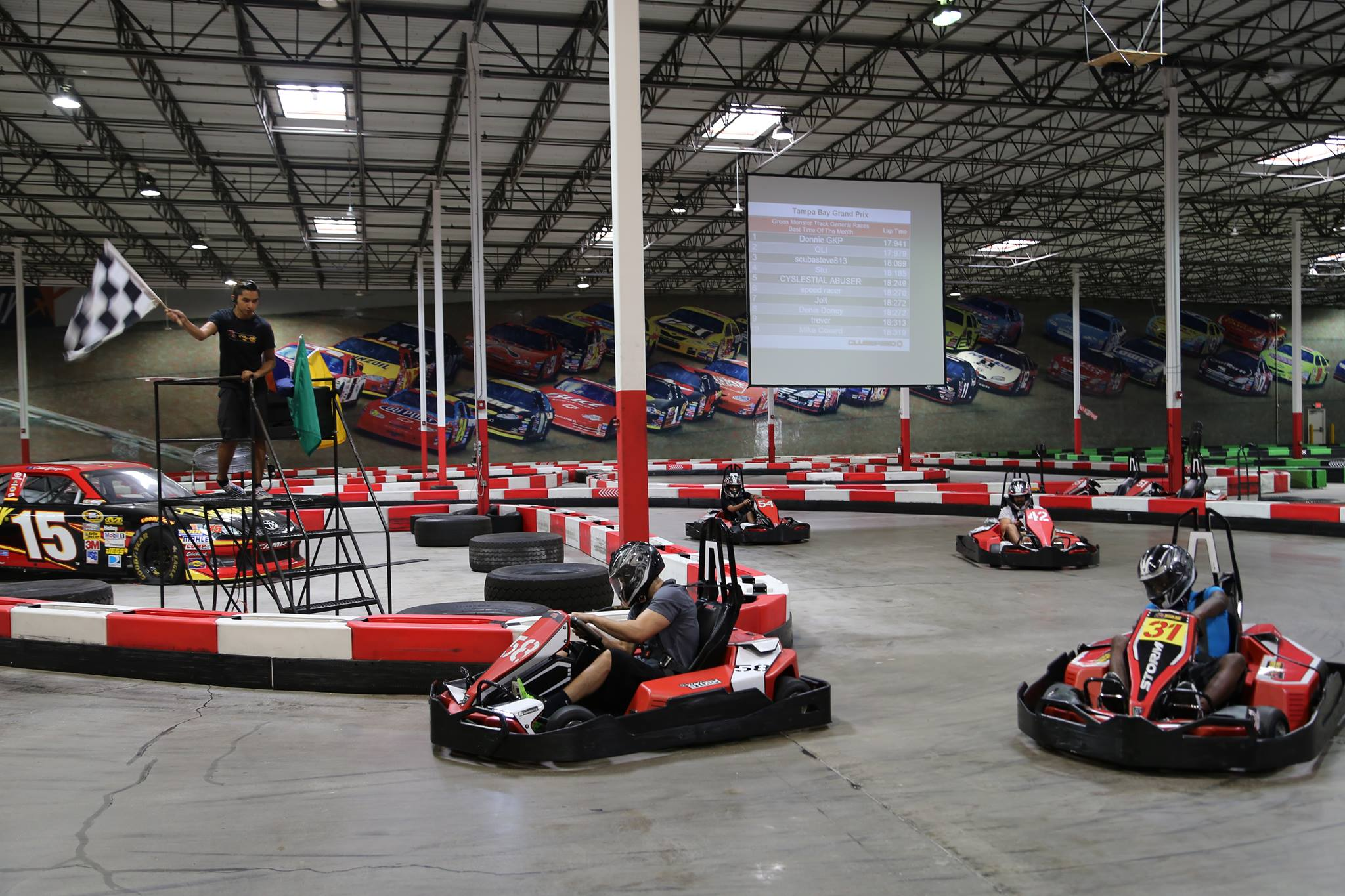 Tampa Bay Grand Prix | Go Kart Racing in Tampa & Clearwater